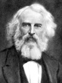 Henry Wadsworth Longfellow, photogravure from photograph by Hanstaingl, after portrait by Kramer