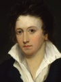 Percy Bysshe Shelley by Alfred Clint, after Amelia Curran, and Edward Ellerker Williams, 1819