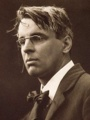 William Butler Yeats; photo by George Charles Beresford, 1911